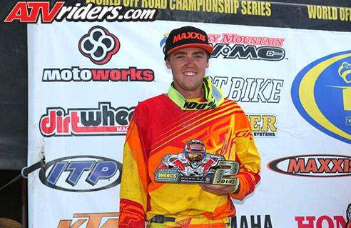 Josh Row WORCS Racing