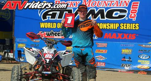 Justin Waters WORCS Racing