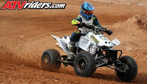 Jerry Maldonado WORCS Racing
