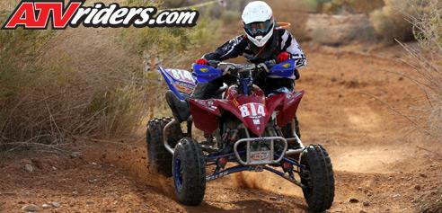 Logan Huff WORCS Racing