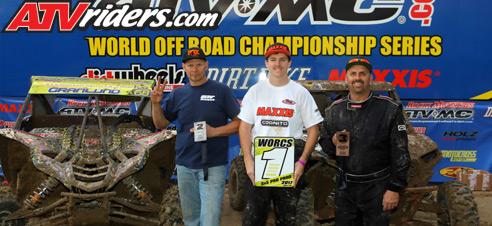 WORCS Racing Pro SXS Podium