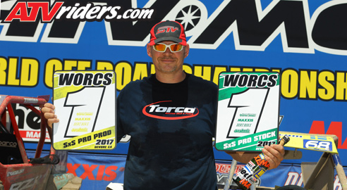 Nic Granlund WORCS SXS World Finals