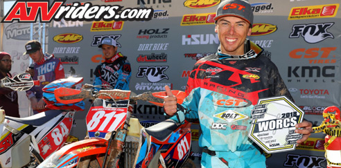 Mitch Anderson WORCS Racing