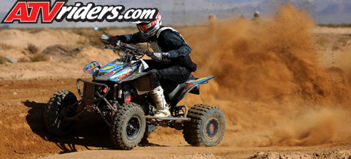 Beau Baron WORCS ATV Racing