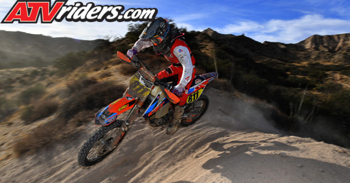 Mitch Anderson WORCS ATV Racing
