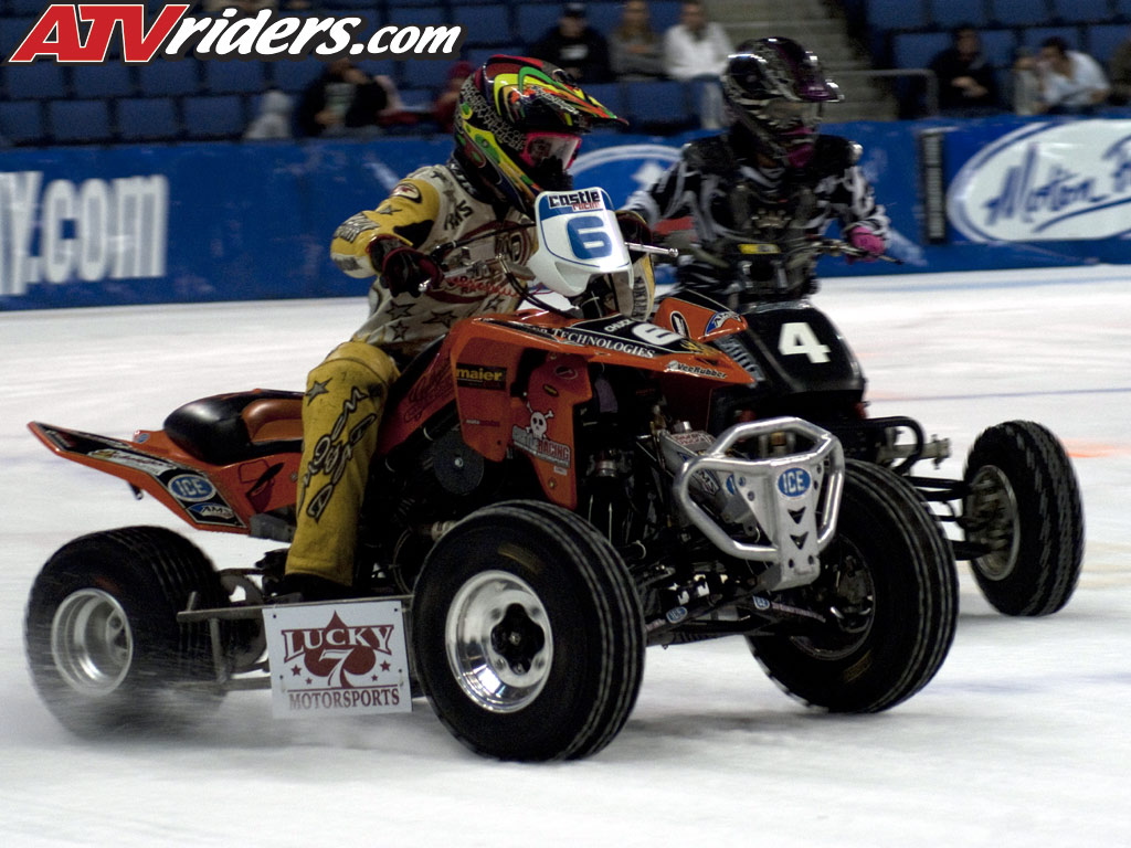 2009 / 2010 World Championship ICE Racing ATV Race Report