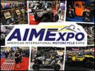 2014 AIM Expo Motorcycle Expo