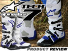 Alpinestars Tech 7 Boots Product Review