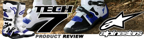 Alpinestars Motocross Tech 7 Boots Review