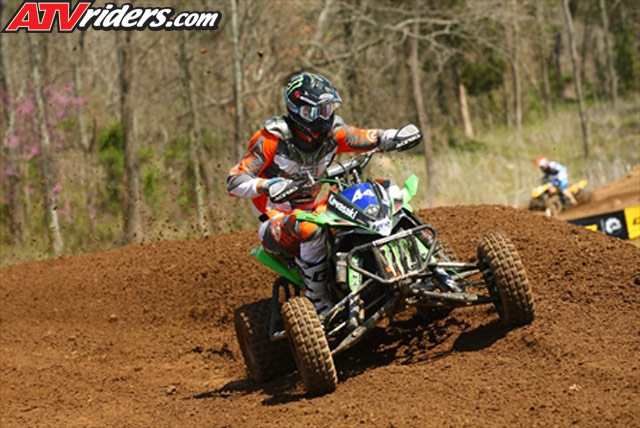 Kawasaki Atv Tracks. Monster Energy Kawasaki ATV