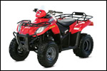 Arctic Cat 250 2x4 Automatic ATV