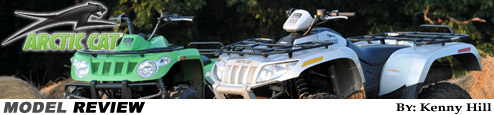Arctic Cat Thundercat 1000 366 700 H1 ATV Reviews