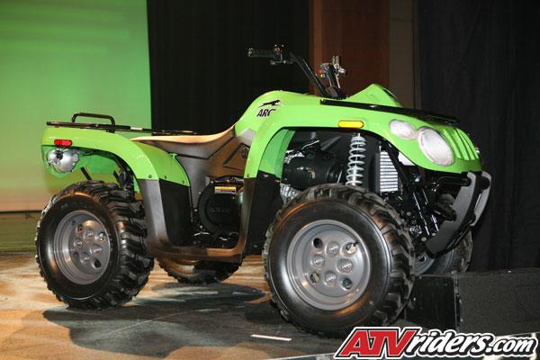 2008 Arctic Cat 366 4x4 Atv  U2013 Lightweight Perfection  Features And Benefits