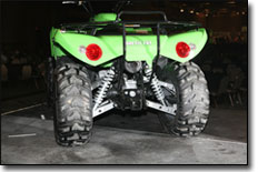 Arctic Cat 366 4x4 ATV IRS