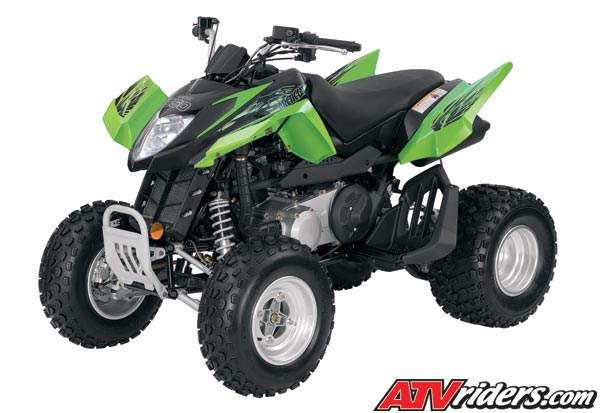 2008 Arctic Cat DVX 250 Sport ATV