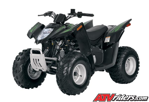 Arctic Cat Recalls Model Year 2008 50cc & 90cc Youth Model ATVs