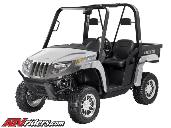 Arctic Cat Prowler UTV Utility Side X Sides - Faster, More ...