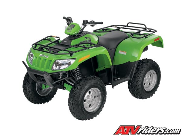 Arctic Cat 500 Atv. 2008 Arctic Cat 500 4x4