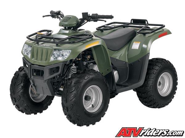 2008 Arctic Cat 90 Utility 4x2 Mini ATV