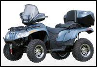 Arctic Cat TRV700 EFI Cruiser Two Seater ATV