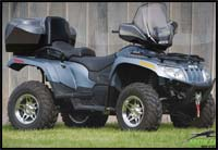 Arctic Cat TRV700 EFI Cruiser ATV