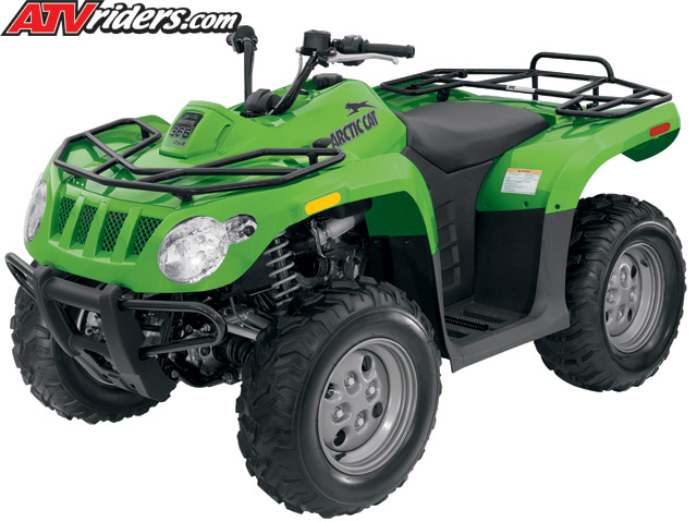Arctic Cat's 2008 ATV Model Year Dealer Show
