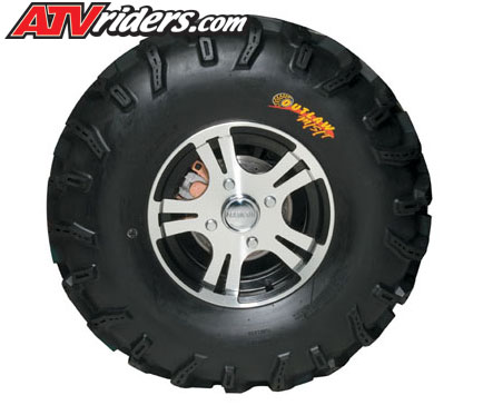 "28"" Highlifter Outlaw MST Tires are designed for Mud -Snow - Trails,"