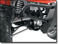 Arctic Cat 366 4x4 ATV Suspension