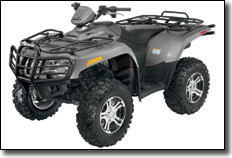 2010 Arctic Cat ATV Electronic Power Steering