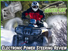2010 Arctic Cat Electronic Power Steering ATV Test Ride Review