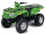 Arctic Cat 450 H1 ATV Green