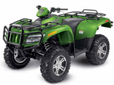 Arctic Cat 700 H1 ATV Metallic Green