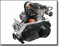 Arctic Cat Super Duty Diesel ATV Engine