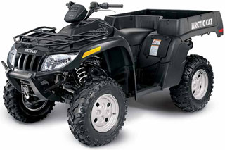Arctic Cat TBX700 H1 EFI ATV