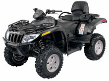 Arctic Cat TRV 550 H1 EFI ATV