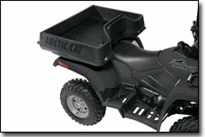 Arctic Cat TRV ATV Cargo Box Speedrack