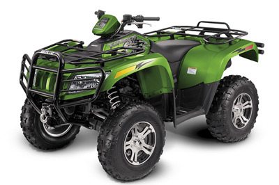 Thundercat  on 2010 Arctic Cat 700 H1   1000 H2 Thundercat Utility Atv