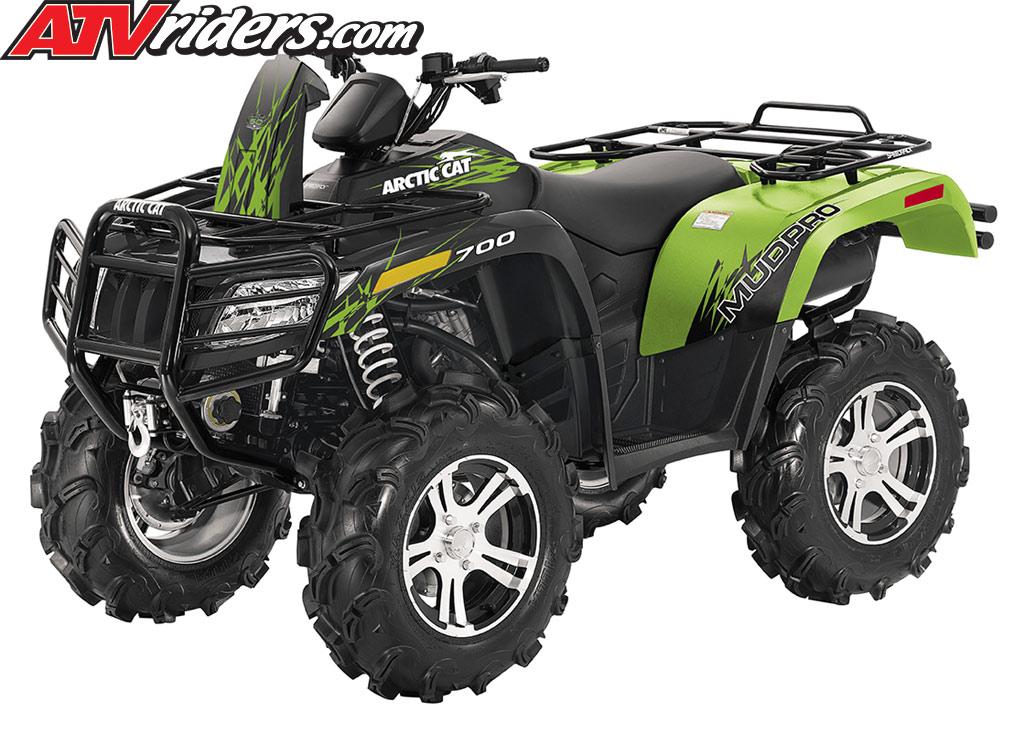 2012 Mud Pro 700 LTD Now in