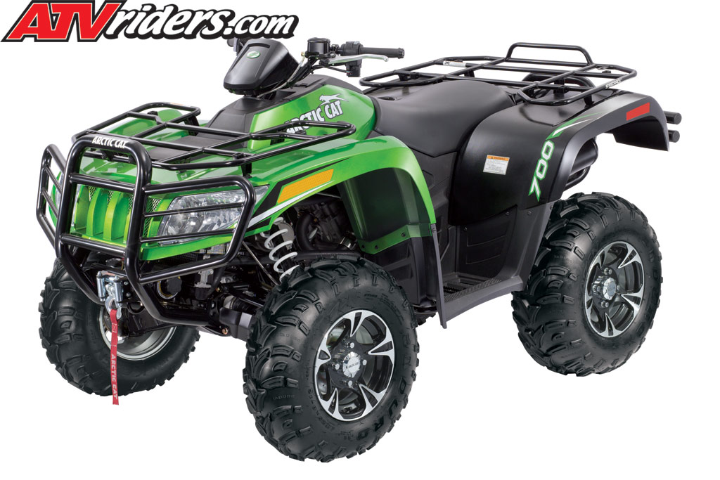 2013 arctic cat 700 limited utility atv model info