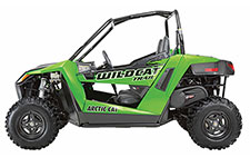 2014 Arctic Cat WildCat Trail 700