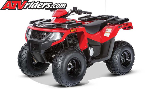 Arctic cat atv 2017