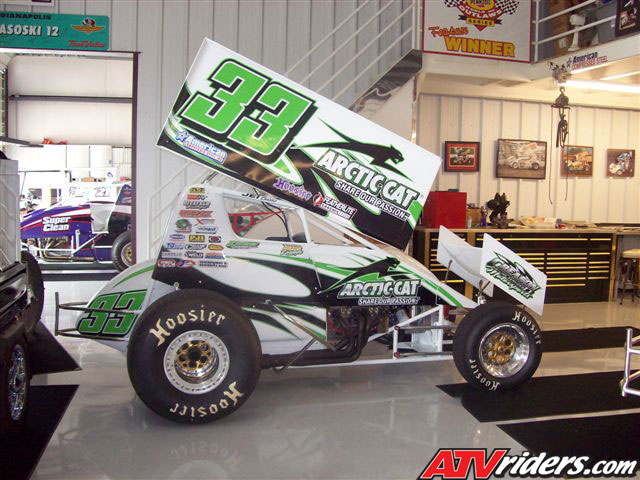 Sprint Car Dirt Series Lone