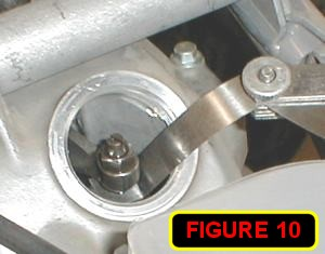 Honda ATV 400EX Valve Adjustment Instructions