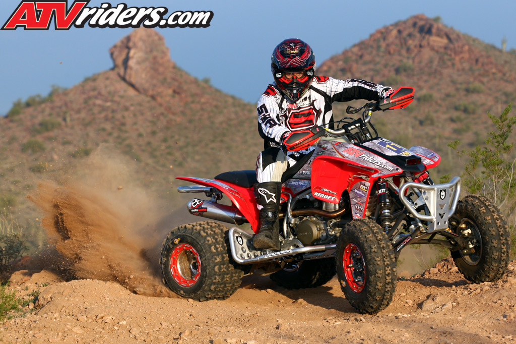 honda trx 450r atv roost desert jarrod mcclure's worcs racing honda trx 450r atv project build Honda TRX450R Parts at honlapkeszites.co