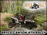 Bryce Canyon Rally ATV & SxS Trail Ride Overview