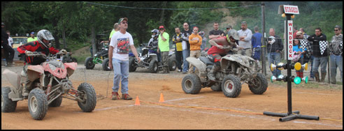 Coal Creek ATV & SxS Jamboree ATV Drags