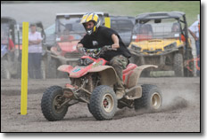 Coal Creek ATV & SxS Jamboree Pole Bending