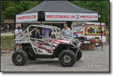 Coal Creek ATV & SxS Jamboree Vendor Row