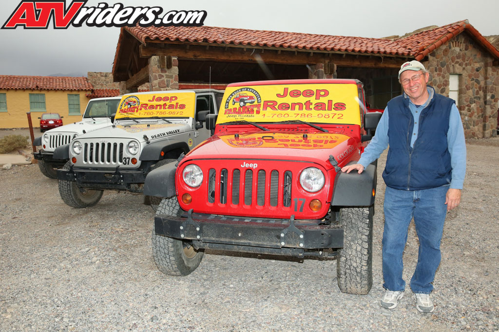 Valley National Park Off-Road Jeep Adventure Drive - Eureka ...