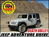 Death Valley National Park Off-Road Jeep Adventure Drive
